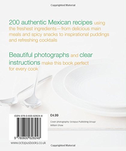 200 Mexican Dishes: Hamlyn All Colour Cookbook (Hamlyn All Colour Cookery)