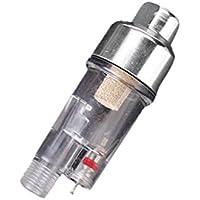 """Generic - 1/8 """" mini aerógrafo aire humedad filtro filtro colector de agua del aerosol"""