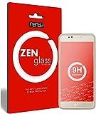 ZenGlass (2 Stück Flexible Glas-Folie für Wiko Upulse Panzerfolie I Bildschirm-Schutzfolie 9H I (Kleiner Als Das Gewölbte Bildschirm)