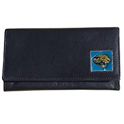 NFL Carolina Panthers Women's Leather Wallet