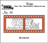 Stanzschablone - Filmstreifen