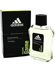 Pure Game de Adidas Pure Game Eau de Toilette Vaporisateur 100ml