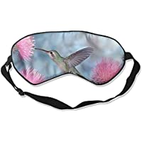 Purple Throated Hummingbird 99% Eyeshade Blinders Sleeping Eye Patch Eye Mask Blindfold For Travel Insomnia Meditation preisvergleich bei billige-tabletten.eu
