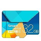HLKJ Memory Card, Scheda di Memoria Flash di TF 4K Ad Alta velocità con App Prestazioni Fino A 90 MB/S,16GB