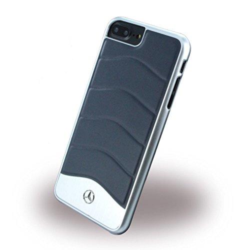 mercedes-benz-wave-iii-pelle-alluminio-mehcp7l-cusna-cover-rigida-custodia-apple-iphone-7-plus-blu-m