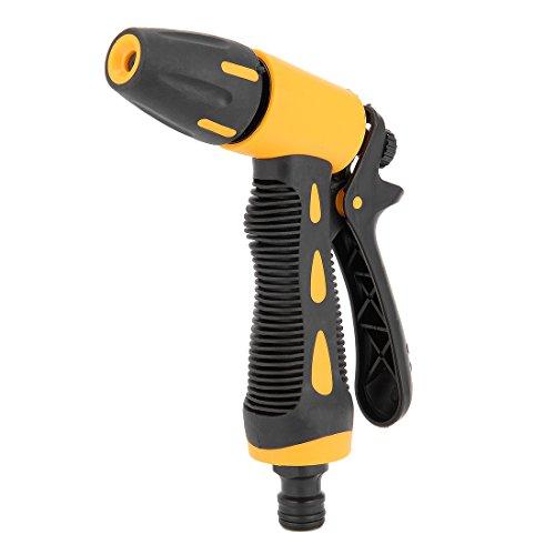 X-Dr ABS - Kunststoff - einstellbares Muster Hochdruck - Gartenschlauch - Sprühdüse schwarz (84ab2d8f01de30a17d87a3b83a4d1f11)