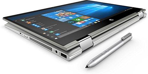 """HP Pavilion x360 14-cd0998nl Argento Ibrido (2 in 1) 35,6 cm (14"""") 1920 x 1080 Pixel Touch screen 2,2 GHz Intel® CoreTM i3 di ottava generazione i3-8130U"""