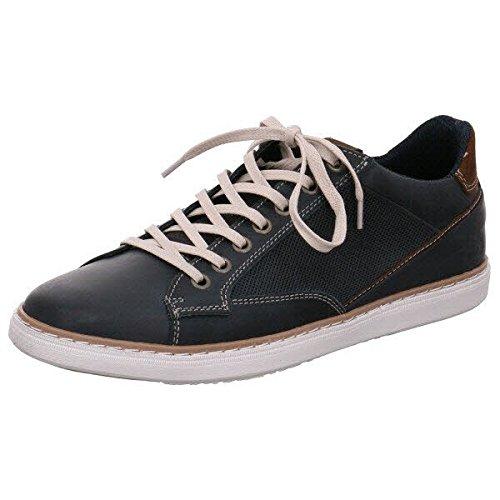 BULLBOXER 399K25010FP3NA, Sneaker uomo, Blu (blu), 42