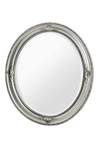 Premier Housewares rústico diseño retro espejo de pared, 72 x 62 cm,