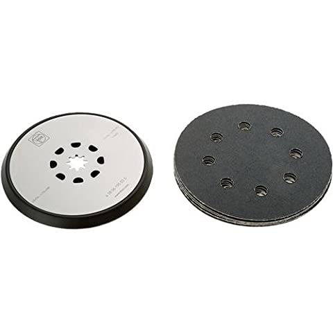 Fein 115mm Backing Pad Set (7 Pieces)