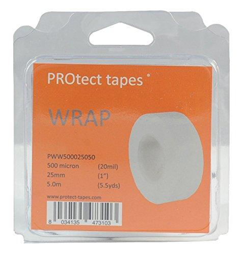 PROtect Tapes Wrap, Nastro Autoagglomerante Unisex-Adulto, Bianco, Unica