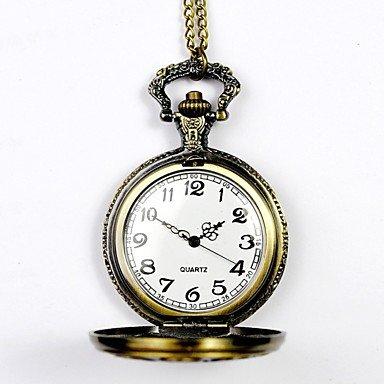 beautiful-watches-unisex-pocket-watch-queen-zodiac-commemorative-bronze-hollow-retro-fashion-clamshe