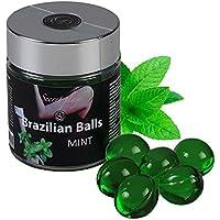 Secret Play S338, Bolas Brasileñas con aromas de Menta, Pack de 6
