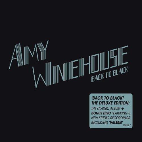 Island (Universal) Back to Black (Ltd. Deluxe Edt.) [CD+Bonus-CD]