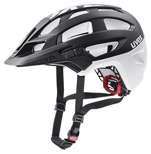 Uvex Fahrradhelm finale 2.0 Enduro-Helm mit innovativem Belüftungsmanagement für Erwachsene in schwarz