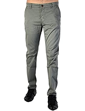 Pantalones Deeluxe S167009 Lawson Gris Perla