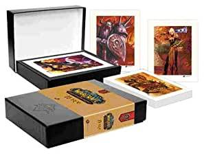 Upper Deck - World of Warcraft - Coffret de Cartes d'Art Collector - Hordes