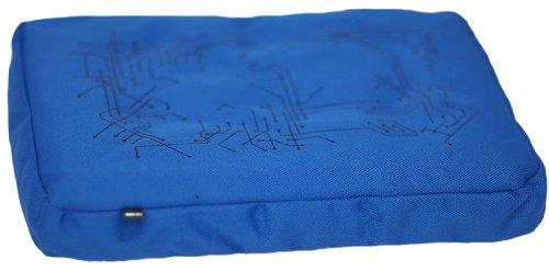 Bosign Surf Pillow Laptop Kissen Blau-Schwarz Hitech Polyester