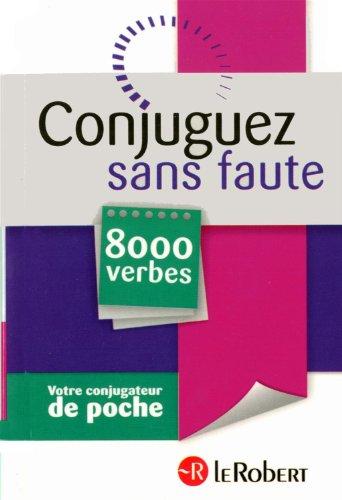 Conjuguez Sans Faute (Thematiques)