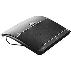 Jabra Freeway - Kit Mains Libres Bluetooth pour Voiture / Pare-Soleil - Noir