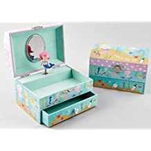 4b71164b809f Mermaid Musical Jewellery Box with Drawer