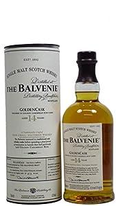 Balvenie - Golden Cask - 14 year old Whisky by Balvenie