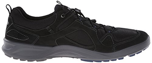 ECCO Terracruise Men's, Uomo Nero(Black/Black/Denim Blue 58143)