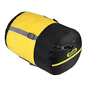 SALEWA Packsack Comp SB, Yellow/Black, 28 x 14 x 3 cm, 00-0000002597