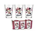 Disney Minnie Mouse Gläser 3er Set