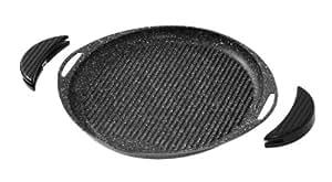 Warimex Stoneline® Plaque À Grillades Capable D'Induction 7332