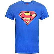 Hombres - Official - Superman - Camiseta (XL)
