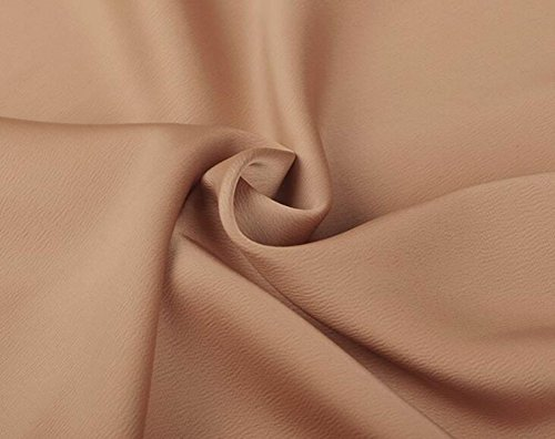 ZXCB Chemise en Mousseline de Soie à Manches Longues de Printemps des Femmes Tempérament Bowknot Confortable T-Shirt en Mousseline de Soie Solide en Mousseline de Soie apricot