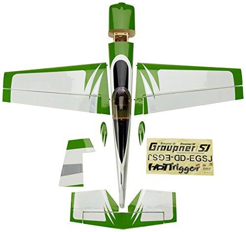 Graupner HoTTrigger 1500 Electric engine - Aviones RC (Biplane, Ready-to-Run (RTR)