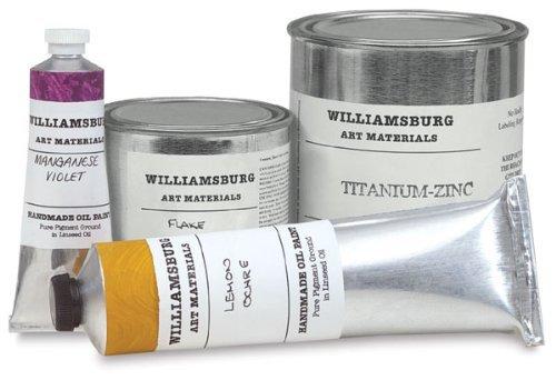 Williamsburg Handmade Oil Paint 150 ml - Cobalt Yellow by Williamsburg Art Materials -