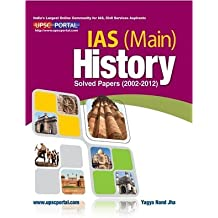 C13 - IAS Mains History Solved Paper (2002 - 2012)