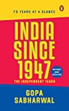 India Since 1947: The Independent Years