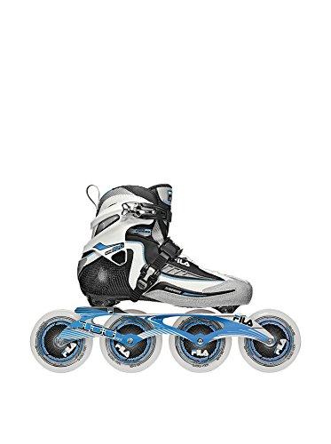 Preisvergleich Produktbild Fila Skates Inline Skates Nine 100Lady schwarz/blau EU 40
