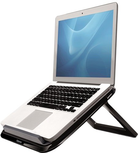 Foto Fellowes 8212001 Supporto per Laptop I-SPIRE Series