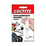 Loctite Kintsuglue Pasta modellabile, pasta adesiva flessibile nera per riparare, ricostruire e proteggere oggetti, colla modellabile impermeabile e plasmabile, 3x5g