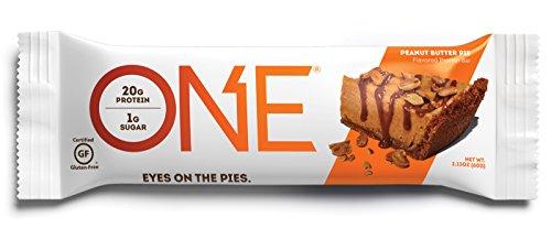 Iss Oh Yeah One Bar, Peanut Butter Pie, 12 Count (Einfache Butter-mischung)
