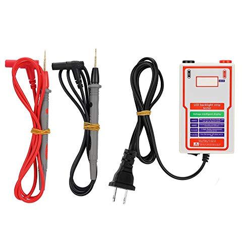 ASHATA SFD290 LED Tester Tool, Intelligente Regelung Demontagefreies LED Backlight Test Tool, geeignet für die meisten Serien- und parallelen Lampenkugeltests(EU)