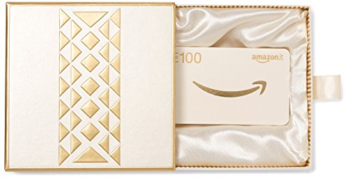 Buono Regalo Amazon.it - € 100 (Cofanetto dorato)