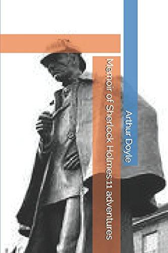 Memoir of Sherlock Holmes:11 adventures por Sir Arthur Canon Doyle