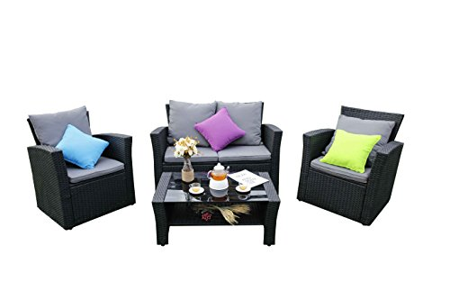 Conjuntos de muebles para jardín - Diseños al mejor precio