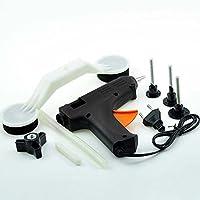 Coche AUTO PDR Kit, de herramienta para reparación de abolladuras,de Reparación de Pegamento Pistola Palos Martillo Reparación,de Daño Automático Kit de Eliminación de la Herramienta