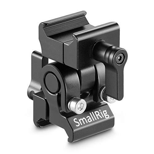 SMALLRIG Monitorhalterhalterung mit Einstellbarer Rotationsachse Kippreibung bis 150 ° für Das Support-System - 2205