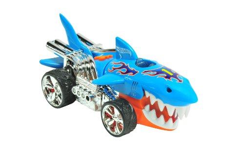 Hot Wheels coches con luz y sonidos Flash N  Go Torque Twister