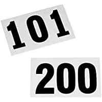 Números de Salida 101-200