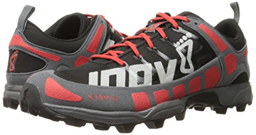 X-Talon 212 Schuhe black-red-grey