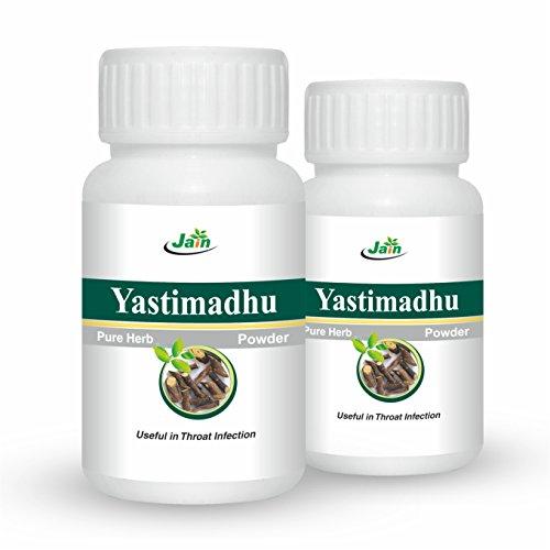 Jain Yastimadhu Powder, 100g (Pack of 2)